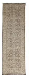 Oushak Collection Oriental Rug, 3'4 x 10'3