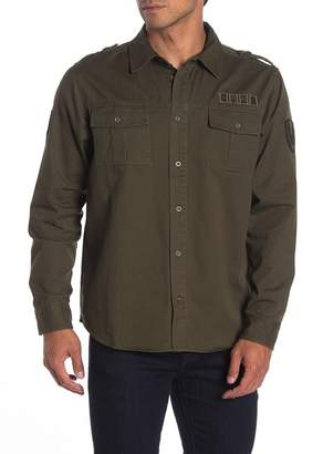 Rails Gavin Regular Fit Military Shirt