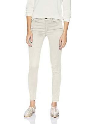 Amazon Brand - Daily Ritual Women's Sateen 5-Pocket Skinny Pant