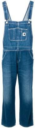 Carhartt Heritage straight-leg denim overalls