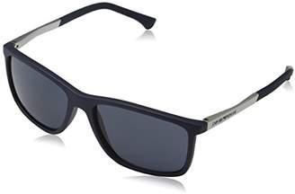 Emporio Armani Men's 0EA40 506381 Sunglasses