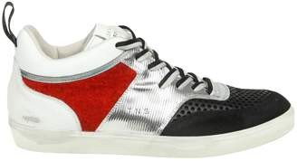 Leather Crown Sneakers Sneakers Men