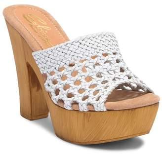 Sbicca Krissa Platform Heel Sandal