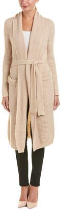 Escada Sport Wool & Camel-Blend Coat