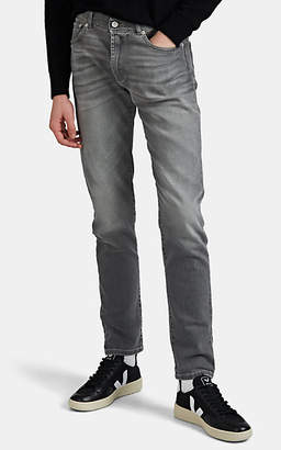 eidos Men's Slim Jeans - Light, Pastel gray