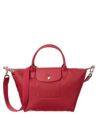 Longchamp Women's Le Pliage Small Neo Nylon Top Handle Tote