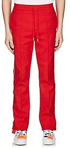 Off-White Men's Tech-Jersey Track Pants - Red