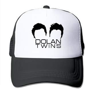 AngelTradin DIY Your Style Mesh Hat Dolan Twins Unisex Adult Baseball Mesh Cap Design Exclusive Couple Hats