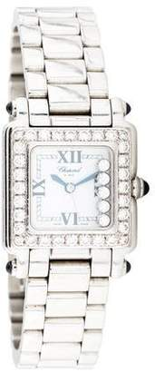 Chopard Happy Sport Square Watch