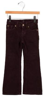 7 For All Mankind Seven Girls' Corduroy Pants
