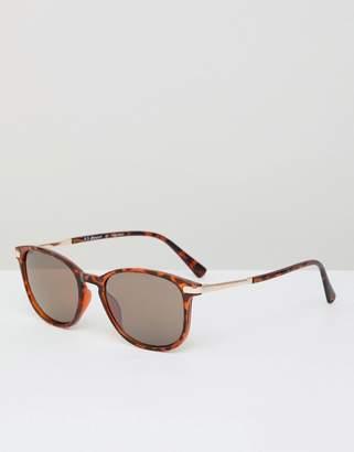 A. J. Morgan Aj Morgan AJ Morgan tort frame square & retro sunglasses