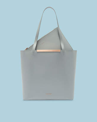Ted Baker MELISA Large leather tote bag
