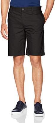 Lacoste Men's Cotton Garbardine Bermuda-Regular Fit