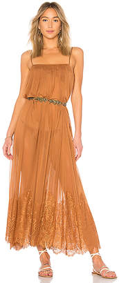 Hot As Hell Mad Maxi Dress