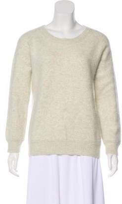 Acne Studios Angora Crew Neck Sweater