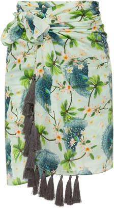 VERANDAH Multiway Fine Silk Shawl