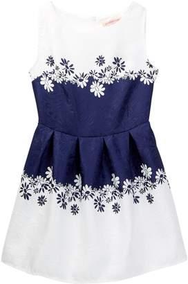 Paulinie Sleeveless Floral Dress (Little Girls & Big Girls)