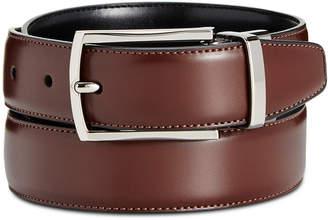 Ryan Seacrest Distinction Men's Feather-Edge Reversible Belt, Created for Macy's
