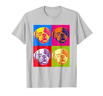 American Bulldog Pop-Art Shirt