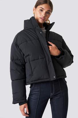 NA-KD Na Kd Short Padded Jacket