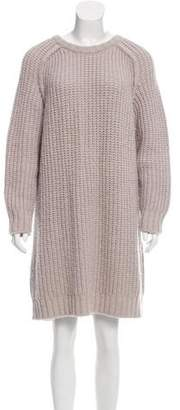 Cédric Charlier Alpaca Sweater Dress