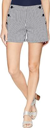 Trina Turk Women's Maura Striped Sailor Short
