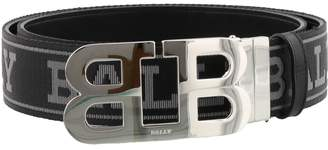 Bally Mirror Belt