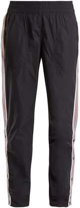adidas by Stella McCartney Stripe-trimmed track pants