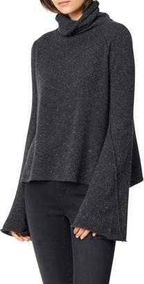 Habitual Adalyn Oversize Bell Sleeve Cashmere Sweater