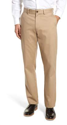 Nordstrom Wrinkle Free Straight Leg Chinos