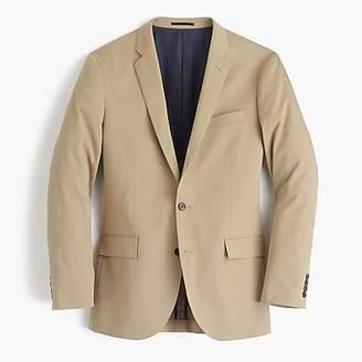 J.Crew Ludlow Slim-fit suit jacket in Italian stretch chino