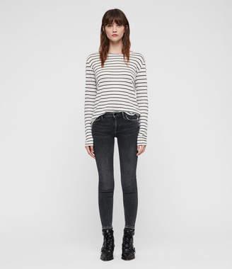 AllSaints Mast Ankle Ty Jean