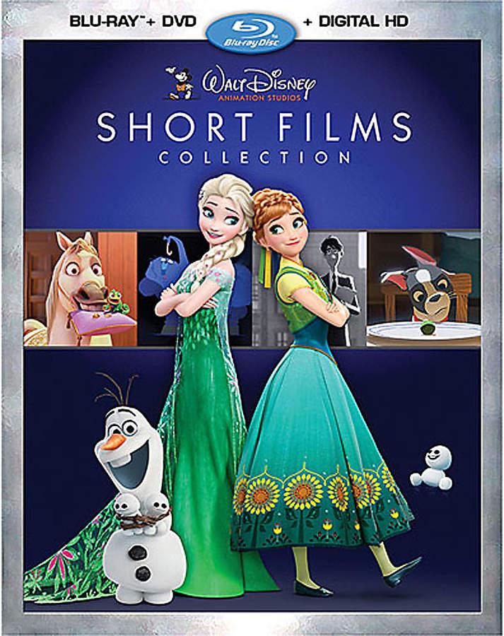 Walt Disney Animation Studios Short Films Collection Blu-ray Combo Pack