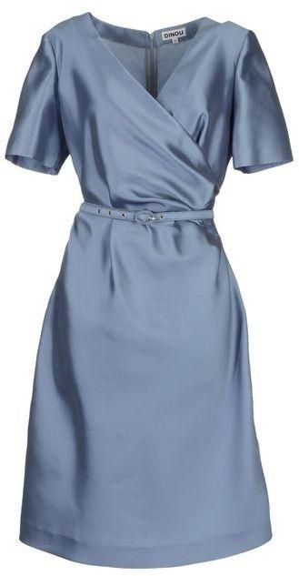 DINOU by JOAQUIM JOFRE' 3/4 length dress