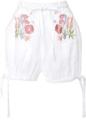 Innika Choo Avens Linen Bloomers
