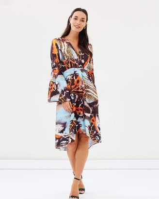 Remy Long Sleeve Dress
