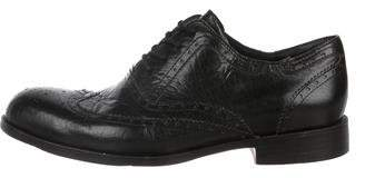 Esquivel Leather Wingtip Brogues