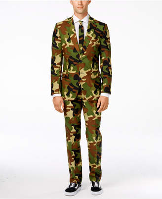 Commando OppoSuits Slim-Fit Suit & Tie