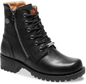 Harley-Davidson Asher Combat Boot - Women's