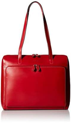 Lodis Audrey Zip Top Tote with Organization
