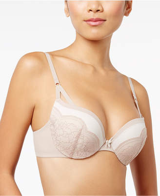 Maidenform Love the Lift Plunge Push Up and In Underwire Bra DM9900