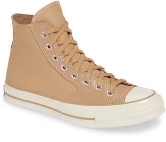 Converse Chuck Taylor(R) All Star(R) 70 High Top Leather Sneaker