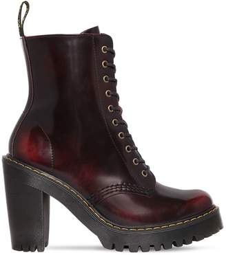 Dr. Martens 100mm Kendra Leather Boots