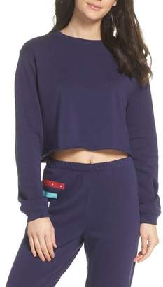 Make + Model Cropped Sweatshirt