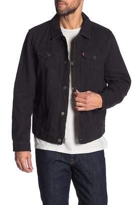 Levi's Two Pocket Jean Trucker Jacket