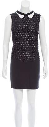 Thakoon Sequined Mini Dress