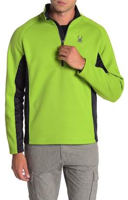 Spyder Stryke Quarter Zip Knit Jacket