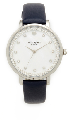 Kate Spade New York Monterey Watch $195 thestylecure.com