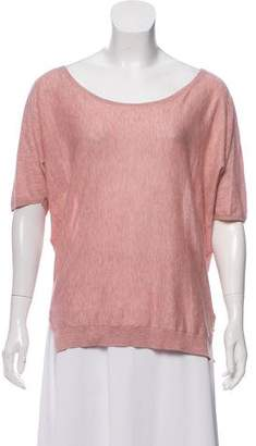 Zadig & Voltaire Short-sleeve Knit T-Shirt