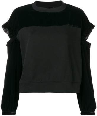 Pinko cut out sweater